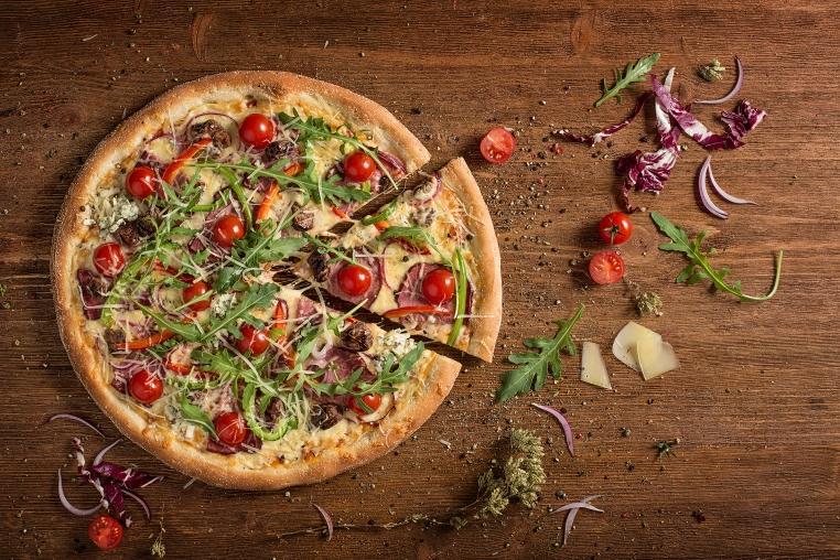 Где в Кривом Роге пицца с бесплатной доставкой?